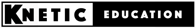 Knetic Education Logo Wide